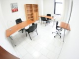 Ufficio arredato start-up